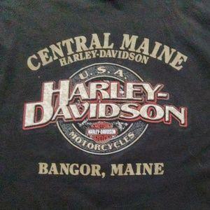 Harley Davidson Maine